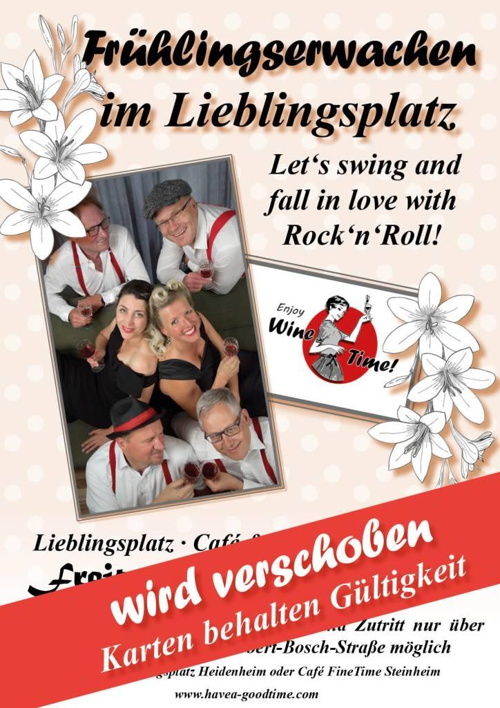 Plakat WT_Lieblingsplatz Black Friday